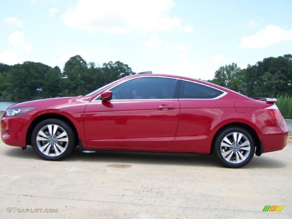 San Marino Red 2008 Honda Accord Ex L Coupe Exterior Photo 31664382 Gtcarlot Com