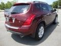 2007 Merlot Pearl Nissan Murano S  photo #6