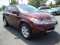 2007 Merlot Pearl Nissan Murano S  photo #8