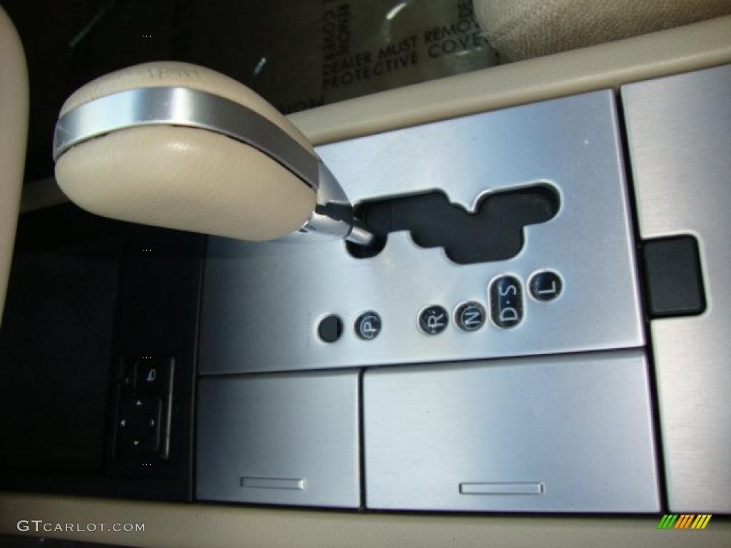 2007 Murano S - Merlot Pearl / Cafe Latte photo #17