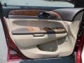 2010 Red Jewel Tintcoat Buick Enclave CXL  photo #9