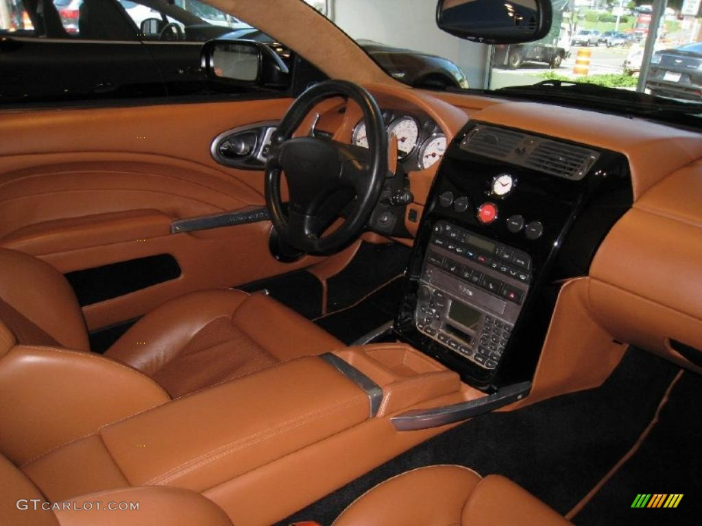 2003 Bowland Black Aston Martin Vanquish 31643625 Photo