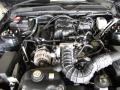2007 Black Ford Mustang V6 Deluxe Coupe  photo #23