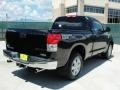 2007 Black Toyota Tundra TSS Texas Edition Regular Cab  photo #3