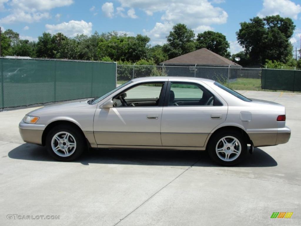 1997 cashmere beige metallic toyota camry le v6 31643893 photo 6 car color. Black Bedroom Furniture Sets. Home Design Ideas