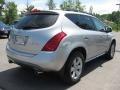 2007 Brilliant Silver Metallic Nissan Murano SL AWD  photo #6