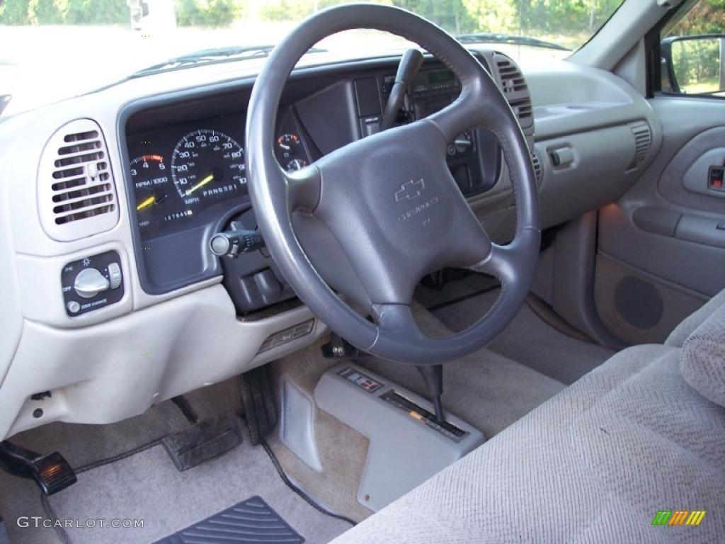 1995 c k 3500 k3500 cheyenne extended cab 4x4 dually black gray photo