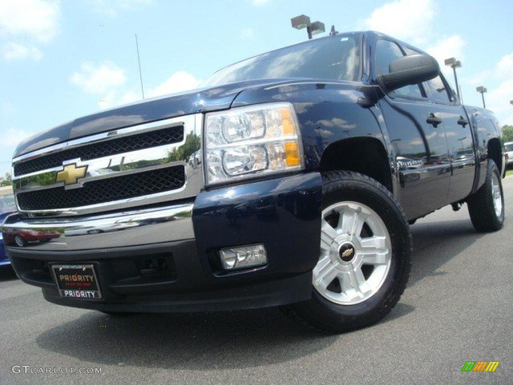 2008 Chevy Truck Colors
