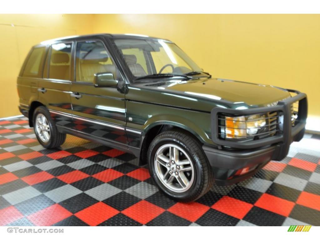 2000 epsom green land rover range rover 4 0 se 31712565 photo 4 car color. Black Bedroom Furniture Sets. Home Design Ideas