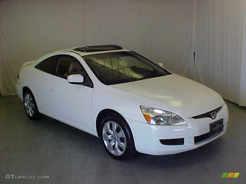 2004 taffeta white honda accord ex v6 coupe 31743508. Black Bedroom Furniture Sets. Home Design Ideas