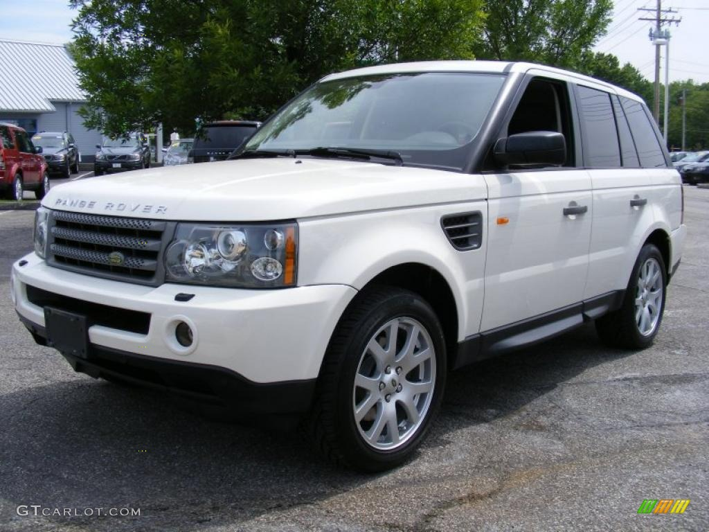 2008 alaska white land rover range rover sport hse 31742999 car color galleries. Black Bedroom Furniture Sets. Home Design Ideas