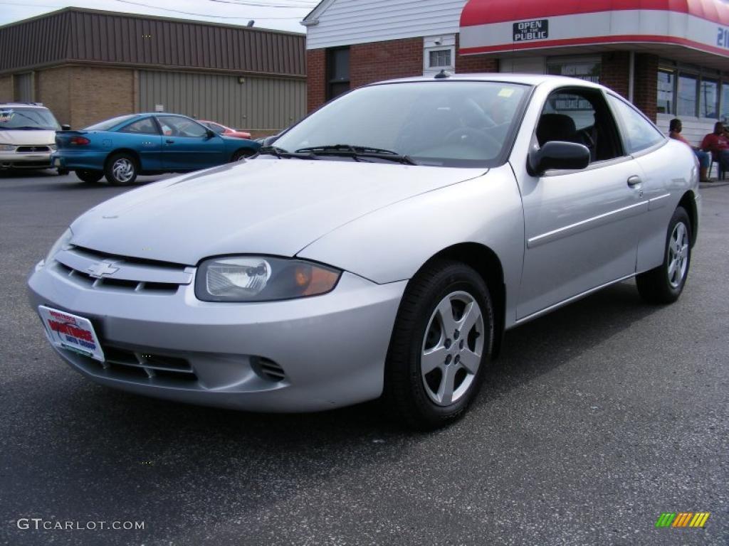 2003 ultra silver metallic chevrolet cavalier ls coupe 31743011 gtcarlot com car color galleries gtcarlot com
