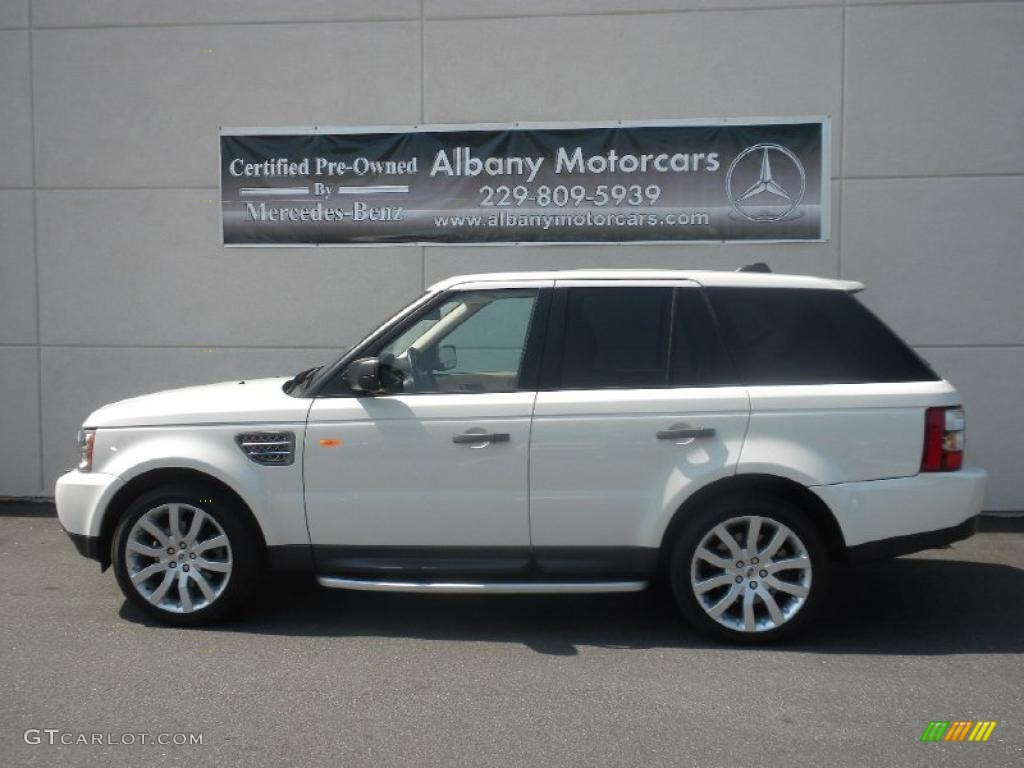 2006 range rover sport white images galleries with a bite. Black Bedroom Furniture Sets. Home Design Ideas