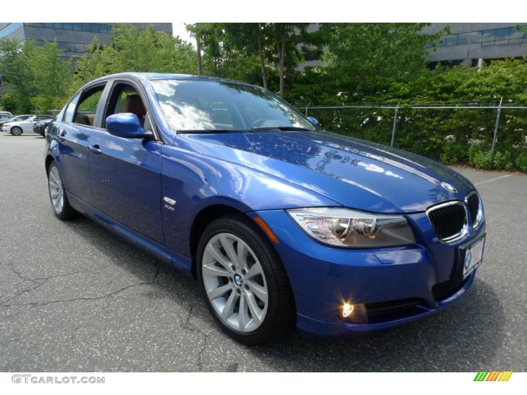 2010 montego blue metallic bmw 3 series 328i xdrive sedan. Black Bedroom Furniture Sets. Home Design Ideas