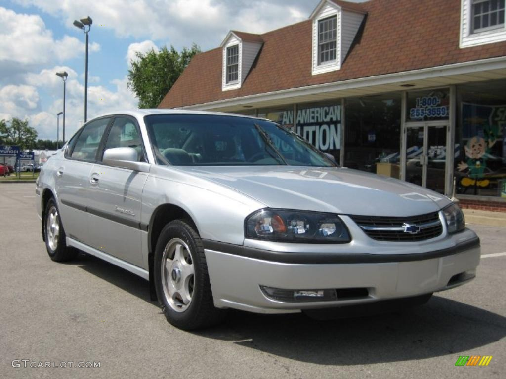 2002 galaxy silver metallic chevrolet impala ls 31743280. Cars Review. Best American Auto & Cars Review
