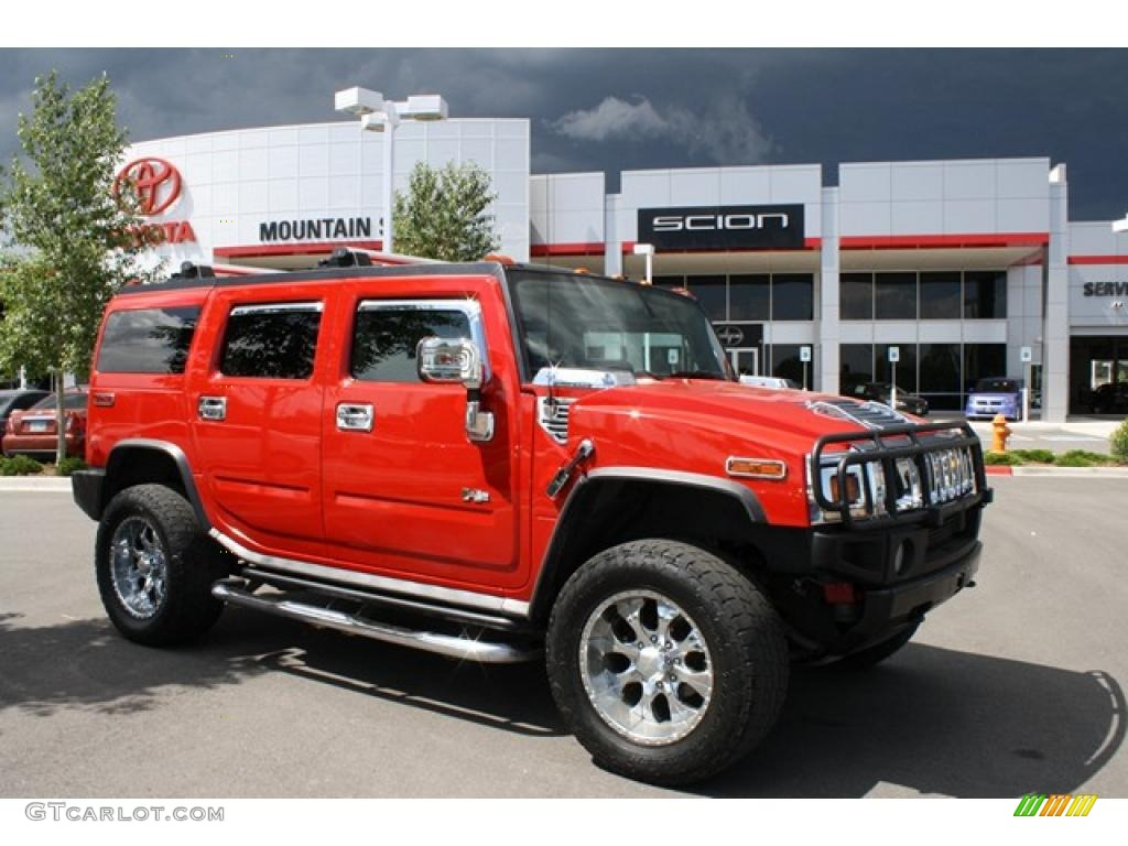 2004 victory red hummer h2 suv 31791054 gtcarlot car victory red hummer h2 vanachro Image collections