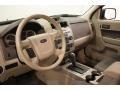 2009 Black Pearl Slate Metallic Ford Escape Hybrid  photo #10