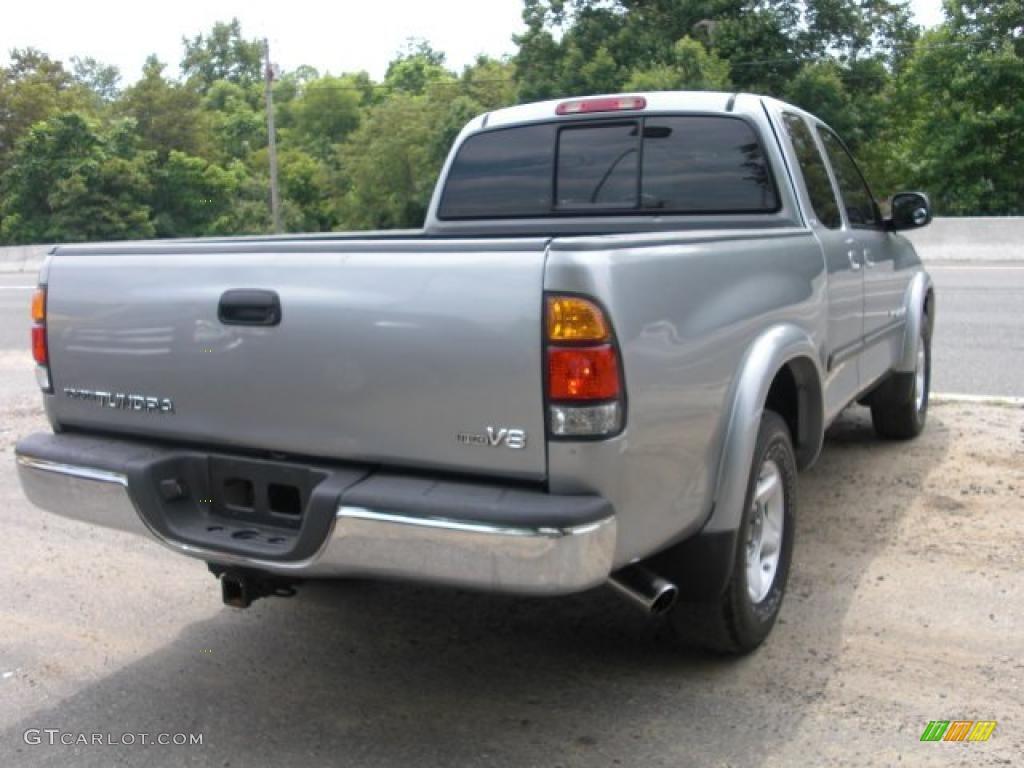 2004 silver sky metallic toyota tundra sr5 access cab 31791277 photo 7 car. Black Bedroom Furniture Sets. Home Design Ideas