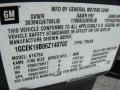2006 Graystone Metallic Chevrolet Silverado 1500 Z71 Extended Cab 4x4  photo #23