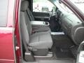 2009 Deep Ruby Red Metallic Chevrolet Silverado 1500 LT Extended Cab 4x4  photo #18