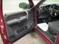 2009 Deep Ruby Red Metallic Chevrolet Silverado 1500 LT Extended Cab 4x4  photo #25