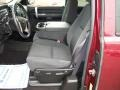 2009 Deep Ruby Red Metallic Chevrolet Silverado 1500 LT Extended Cab 4x4  photo #27
