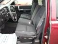 2009 Deep Ruby Red Metallic Chevrolet Silverado 1500 LT Extended Cab 4x4  photo #29