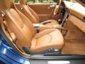 2007 Cobalt Blue Metallic Porsche 911 Carrera 4 Cabriolet  photo #15