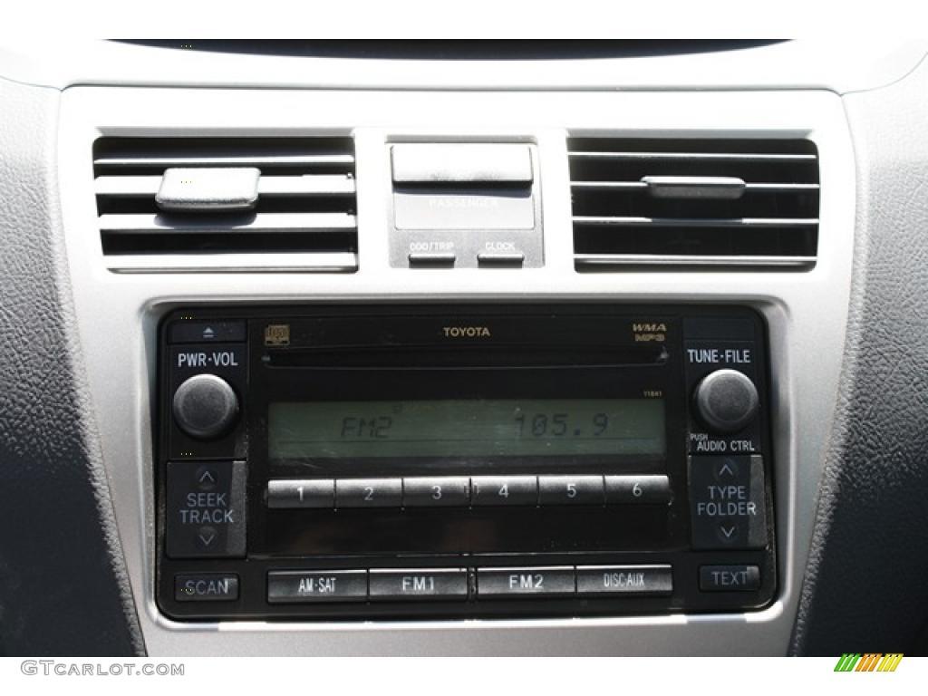 Yaris s sedan barcelona red pearl color dark charcoal interior - 2009 Flint Mica Toyota Yaris Sedan 31850741 Photo 17