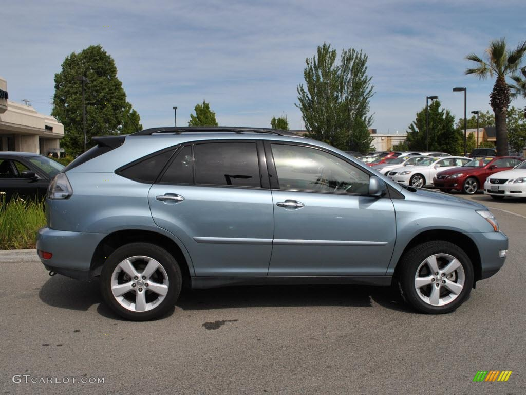 2008 Breakwater Blue Metallic Lexus Rx 350 Awd 31851484