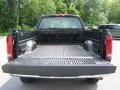 2006 Brilliant Black Crystal Pearl Dodge Ram 1500 ST Regular Cab  photo #5