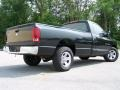 2006 Brilliant Black Crystal Pearl Dodge Ram 1500 ST Regular Cab  photo #9