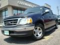 Charcoal Blue Metallic 2002 Ford F150 Gallery
