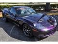 Custom Deep Purple 2006 Chevrolet Corvette Gallery