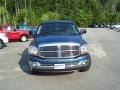2006 Patriot Blue Pearl Dodge Ram 1500 SLT Quad Cab  photo #2