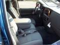 2006 Patriot Blue Pearl Dodge Ram 1500 SLT Quad Cab  photo #16