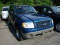 2001 Island Blue Metallic Ford Explorer Sport 4x4 #31900541