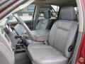 2007 Inferno Red Crystal Pearl Dodge Ram 3500 Laramie Mega Cab 4x4  photo #4