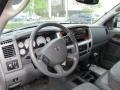 2007 Inferno Red Crystal Pearl Dodge Ram 3500 Laramie Mega Cab 4x4  photo #6
