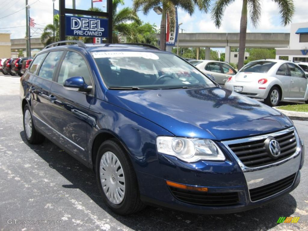 2007 shadow blue volkswagen passat value edition wagon 31963768 car color. Black Bedroom Furniture Sets. Home Design Ideas