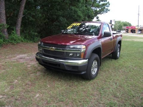 2007 chevrolet colorado lt regular cab data info and specs. Black Bedroom Furniture Sets. Home Design Ideas
