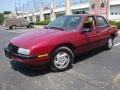 Medium Garnet Red Metallic 1994 Chevrolet Corsica Sedan
