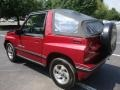 Brilliant Red Metallic - Tracker LSi Soft Top 4x4 Photo No. 4