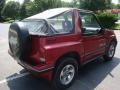 Brilliant Red Metallic - Tracker LSi Soft Top 4x4 Photo No. 6