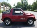 Brilliant Red Metallic - Tracker LSi Soft Top 4x4 Photo No. 7