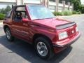 Front 3/4 View of 1992 Tracker LSi Soft Top 4x4