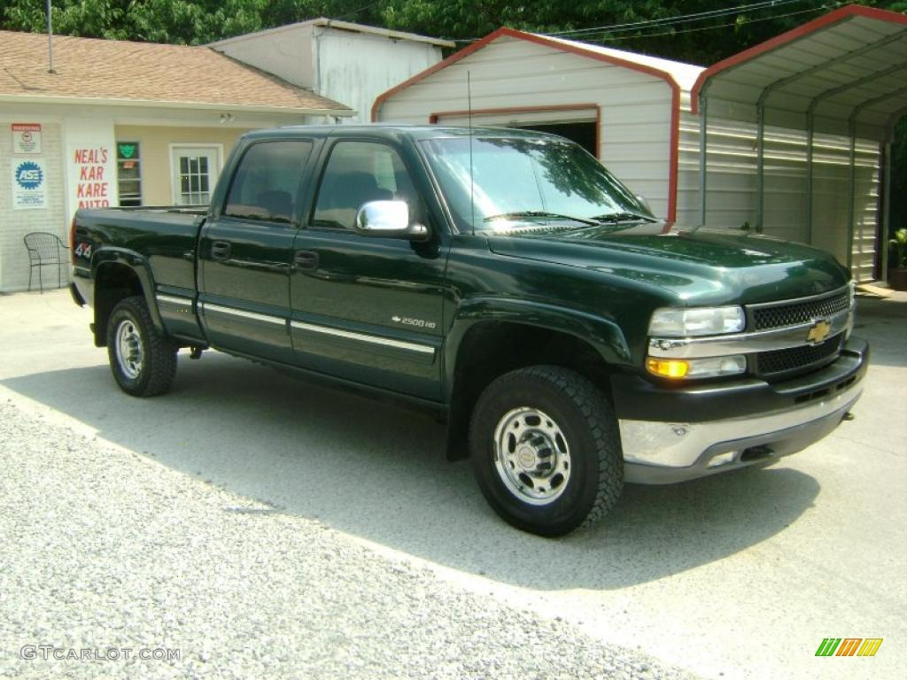 Forest green chevy silverado autos post