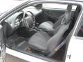1999 Bright White Chevrolet Cavalier Coupe  photo #7