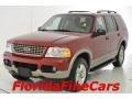 2003 Redfire Metallic Ford Explorer Eddie Bauer  photo #1