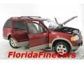 2003 Redfire Metallic Ford Explorer Eddie Bauer  photo #7